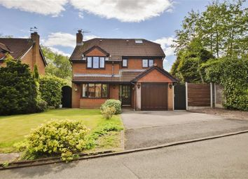 Thumbnail 5 bed detached house for sale in Eden Vale, Worsley, Manchester