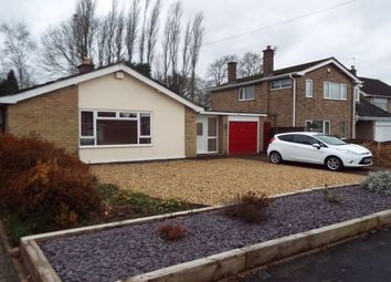 Thumbnail 2 bed bungalow to rent in Abbots Oak Drive, Coalville