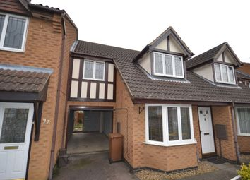 Thumbnail 3 bed terraced house to rent in Aldwell Close, Wootton, Northampton