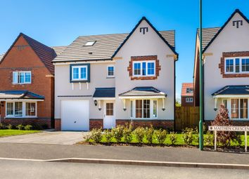 "Thumbnail 4 bedroom detached house for sale in ""Somerfield"" at Saxon Court, Bicton Heath, Shrewsbury"