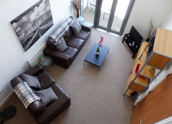 Thumbnail 3 bed flat to rent in Willbrook House, Worsdell Drive, Ochre Yards