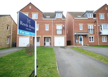 Thumbnail 4 bedroom semi-detached house for sale in Ascot Way, St. Helen Auckland, Bishop Auckland, Durham