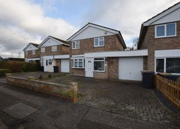 Thumbnail 4 bed detached house to rent in Avon Drive, Brickhill Area, Bedford