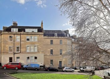 Thumbnail 2 bed flat for sale in Garden Apartment, 16 Portland Place, Bath