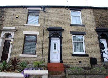 Thumbnail 2 bed terraced house for sale in Halliwell Street, Milnrow, Rochdale, Greater Manchester
