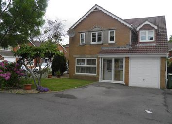 Thumbnail 5 bed property to rent in Clos Ynysddu, Pontyclun