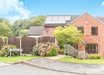 Thumbnail 3 bed semi-detached house for sale in Ravenswood Road, Chesterfield
