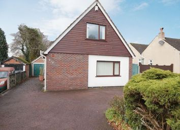 Thumbnail 2 bedroom detached house for sale in Weston Road, Meir, Stoke-On-Trent, Staffordshire