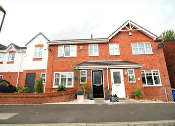 Thumbnail 3 bed property for sale in Fieldfare Court, Chorley