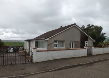 Thumbnail 3 bed detached bungalow for sale in Obsdale Park, Alness