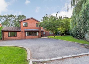Thumbnail 5 bed detached house for sale in Vicarage Gardens, Caerwent, Monmouthshire