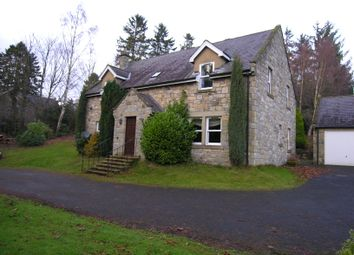 Thumbnail 4 bed detached house to rent in Harbottle, Morpeth, Northumberland