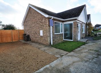 Thumbnail 2 bed bungalow for sale in Post Mill Crescent, Grundisburgh, Woodbridge