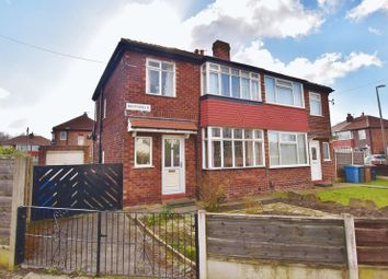 Thumbnail 3 bedroom semi-detached house for sale in Boothfield, Eccles, Manchester