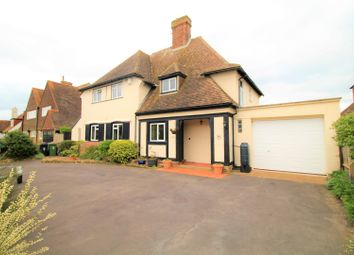 Thumbnail 4 bed detached house for sale in Richmond Grove, Bexhill-On-Sea