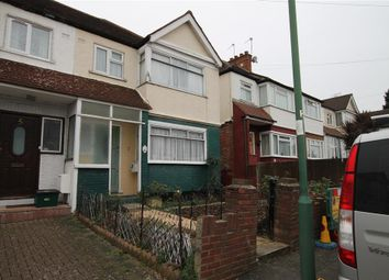Thumbnail 3 bed semi-detached house for sale in Burford Road, Sutton, Surrey