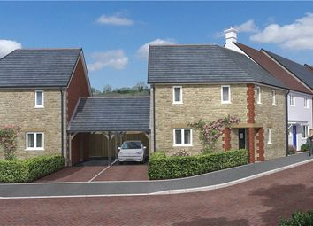 Thumbnail 2 bed semi-detached house for sale in Giant Close, Cerne Abbas, Dorchester