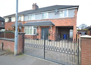Thumbnail 4 bed semi-detached house for sale in London Road, Penkhull, Stoke-On-Trent