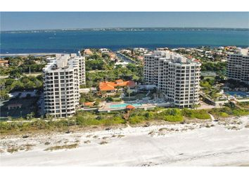 Thumbnail 3 bed town house for sale in 1241 Gulf Of Mexico Dr 605, Longboat Key, Fl, 34228