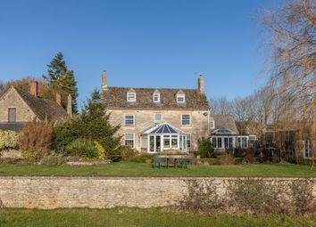 Thumbnail 6 bed farmhouse for sale in Alvescot, Bampton