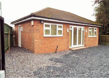 Thumbnail 1 bed detached bungalow to rent in Nicol Road, Gerrards Cross