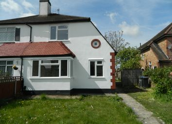 Thumbnail 4 bed terraced house to rent in Hertford Road, Enfield