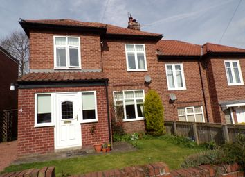 Thumbnail 3 bedroom semi-detached house for sale in Alexandra Crescent, Hexham