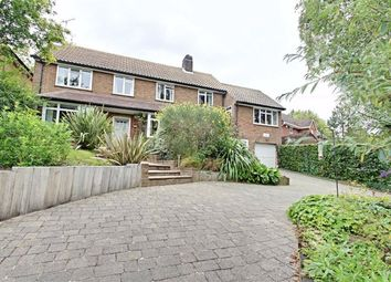 Thumbnail 5 bed detached house for sale in Castle Hill Avenue, Berkhamsted, Hertfordshire