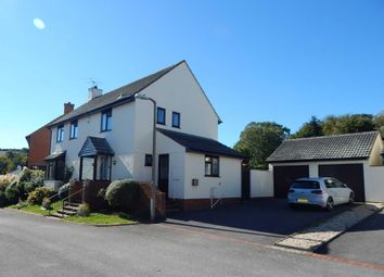 Thumbnail 4 bed detached house for sale in Bishop Court, Colyton, Devon