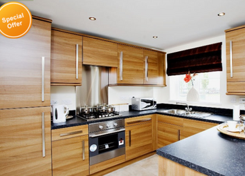 Thumbnail 5 bed town house for sale in Chancery Fields, Chorley