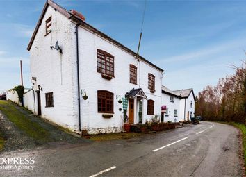 Thumbnail 4 bed semi-detached house for sale in High Street, Llanfair Caereinion, Welshpool, Powys