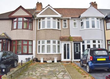 Thumbnail 2 bed terraced house for sale in Curran Avenue, Sidcup, Kent