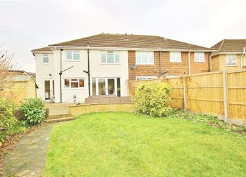 Thumbnail 5 bed semi-detached house to rent in Sunna Gardens, Sunbury-On-Thames, Surrey