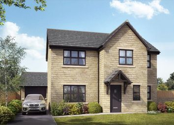 Thumbnail 3 bed detached house for sale in 'the Warwick' (Plot 1), Sycamore Walk, Clitheroe