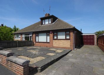 Thumbnail 3 bed semi-detached bungalow for sale in Moorside Road, Werrington, Stoke-On-Trent