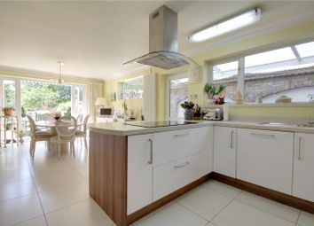 Thumbnail 4 bedroom detached house for sale in Ruxbury Road, Chertsey, Surrey