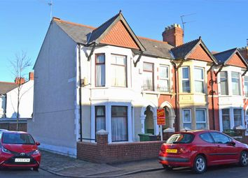 Thumbnail 4 bed end terrace house to rent in Llanishen Street, Heath, Cardiff
