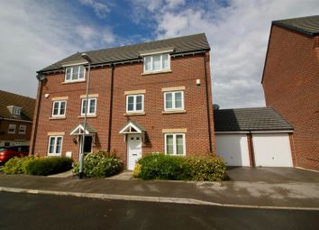 Thumbnail 3 bed town house for sale in Canterbury Close, Retford