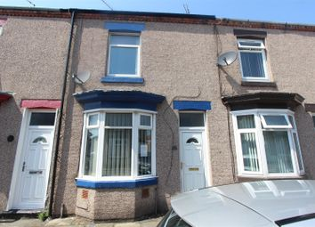 2 bed terraced house for sale in Barron Street, Darlington DL3