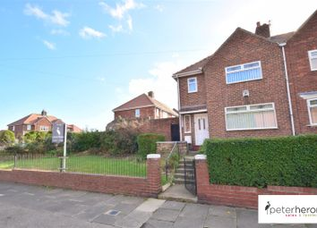 Thumbnail 2 bed semi-detached house for sale in Lynthorpe, Ryhope, Sunderland