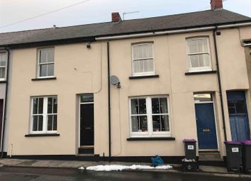 Thumbnail 2 bed terraced house for sale in Vincent Street, Pontypool, Gwent