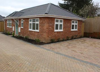 Thumbnail 2 bed detached bungalow for sale in Merley Lane, Merley, Wimborne