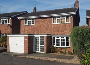 Thumbnail 4 bed detached house for sale in Swallow Dale, Thringstone, Coalville