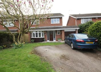Thumbnail 4 bed detached house for sale in Atherstone Road, Hurley, Atherstone