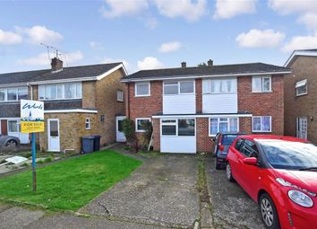 Thumbnail 3 bed semi-detached house for sale in Mead Way, Canterbury, Kent