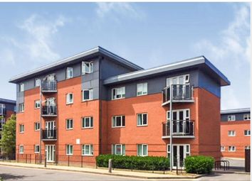 Thumbnail 2 bed flat for sale in Hever Hall, Conisbrough Keep, Coventry