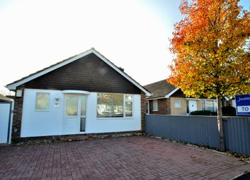Thumbnail 2 bed detached bungalow to rent in Sherwood Avenue, Hedge End, Southampton