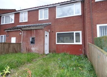 Thumbnail 3 bed terraced house for sale in The Bye, Consett