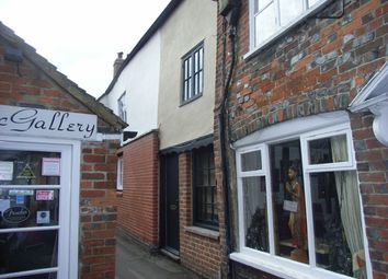 Thumbnail 1 bed terraced house to rent in Newbury Street, Wantage