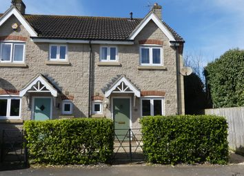 Thumbnail 3 bed end terrace house to rent in Royal Field Close, Hullavington